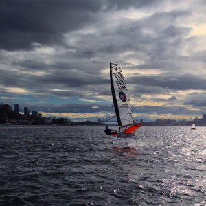 Sailing With Wings – A mini-documentary by Oliver Hartas – VIDEO