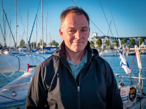 Tapio Lehtinen - Getting ready to sail around the world solo, non-stop and unassisted