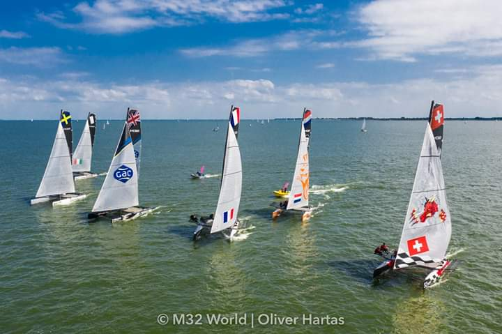 M32 European Series – Medemblik, Holland
