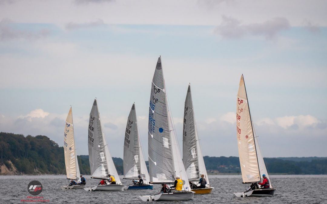 2019 International 505 European Championship